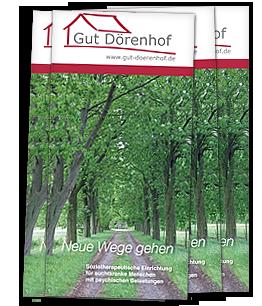 Flyer Gut Dörenhof
